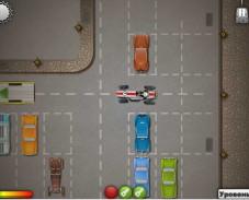 Игра Угон тачек онлайн