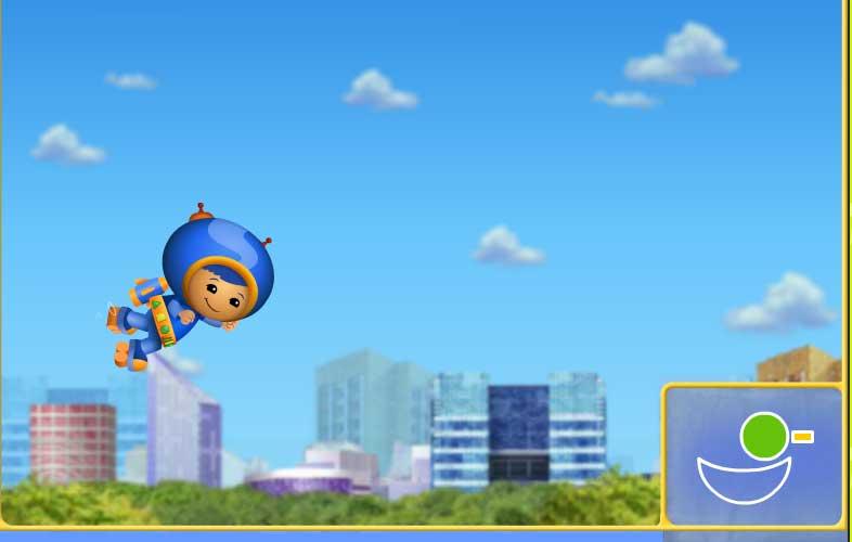 Игра Бумажный змей Умизуми онлайн