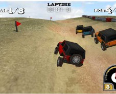Игра Гонки на внедорожниках 3D онлайн