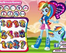 Игра Девушки Эквестрии онлайн