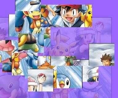 Игра Дружная команда покемонов онлайн