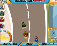 Игра Команда супергероев Марвел онлайн