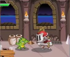 Игра Крокодильчик Свомпи 3 онлайн