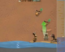 Игра Ледниковый период таяние льда онлайн