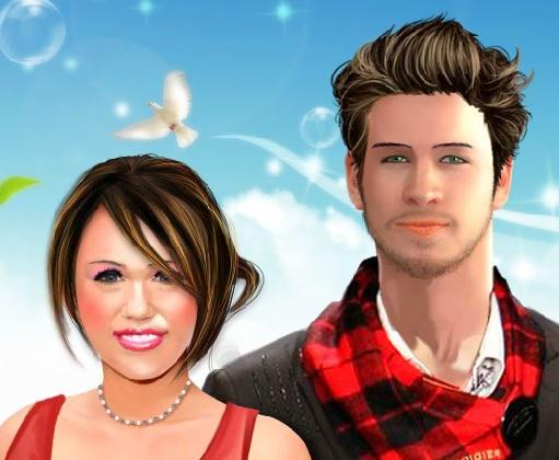 Игра Майли и её парень онлайн