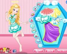 Игра Одень Ангела онлайн
