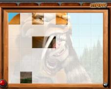 Игра Пазл ледниковый период онлайн