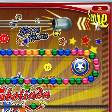 Игра Пинболиада онлайн