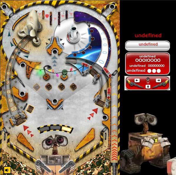 Игра Пинбол Валли онлайн