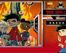 Игра Пинбол Джека онлайн