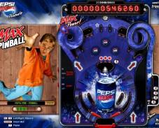Игра Пинбол Пепси Макс онлайн