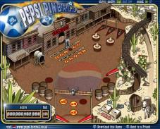 Игра Пэпси Пинбол онлайн