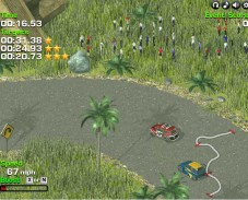Игра Турбо ралли онлайн