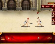 Игра Битва в Колизее онлайн