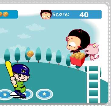 Игра Быстрый бейсбол онлайн