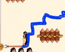 Игра Лабиринт для Алладина онлайн