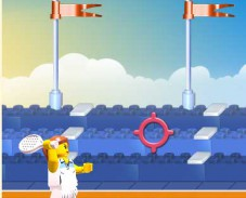 Игра Лего Бадминтон онлайн