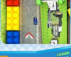 Игра Лего тачка онлайн