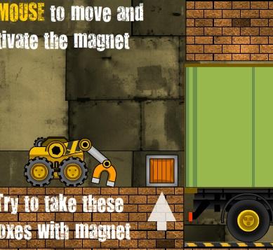 Игра Truck Loader онлайн