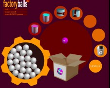 Игра Factory Balls 2 онлайн