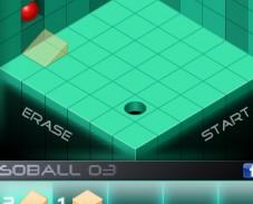 Игра Isoball 3 онлайн