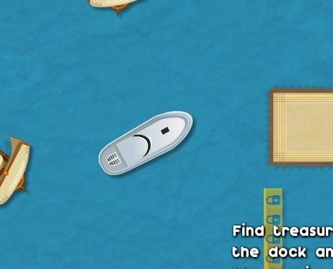 Игра Морская парковка онлайн