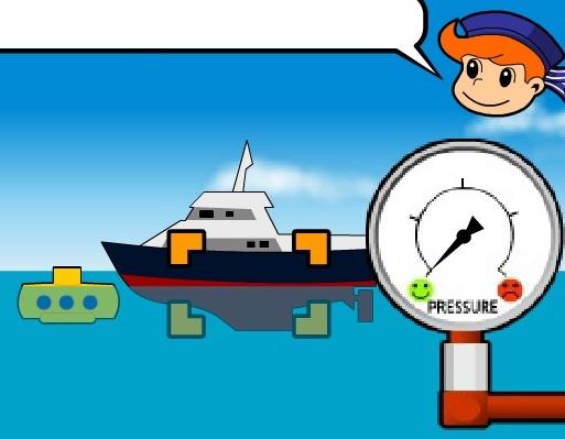 Игра Морские сокровища онлайн