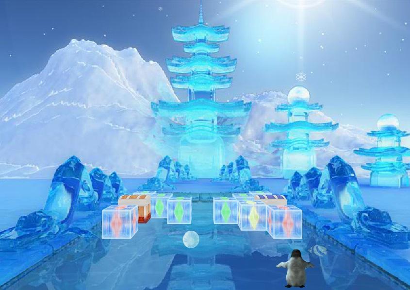 Игра Сокровища льда онлайн