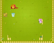 Игра Сумасшедшая корова онлайн