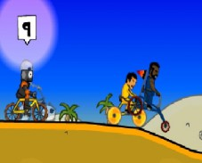 Игра CycloManiacs онлайн
