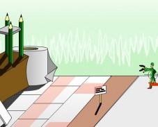 Игра D-fence онлайн