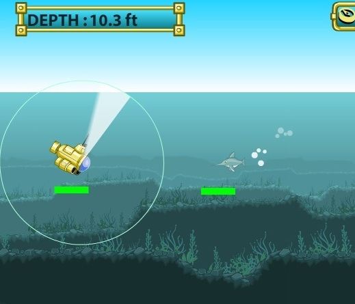 Игра Deep Sea Hunter 2 онлайн
