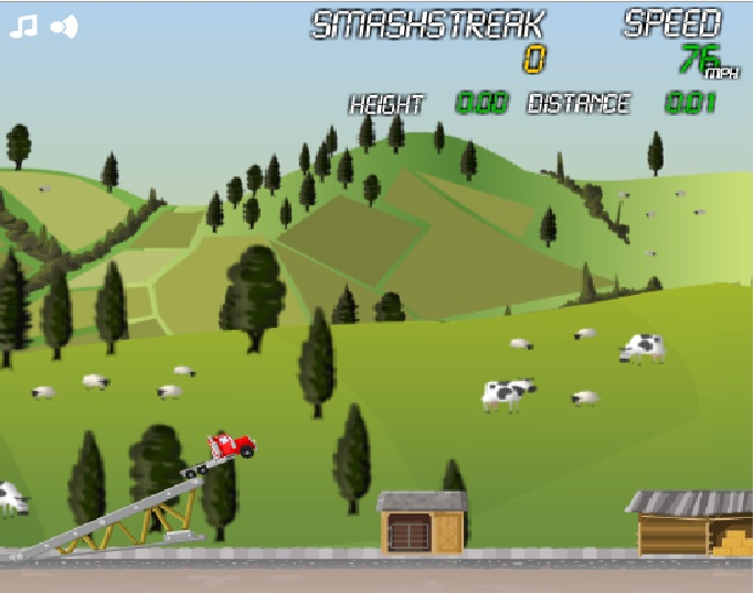 Игра Destructo Truck онлайн