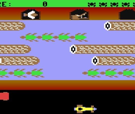 Игра Frogger онлайн