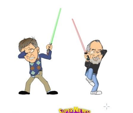 Игра Gates vs Jobs онлайн
