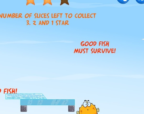 Игра Good Fish, Bad Fish онлайн
