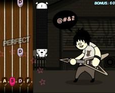 Игра Guitar Geek онлайн
