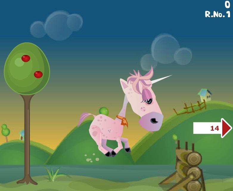 Игра Horsey Racing онлайн