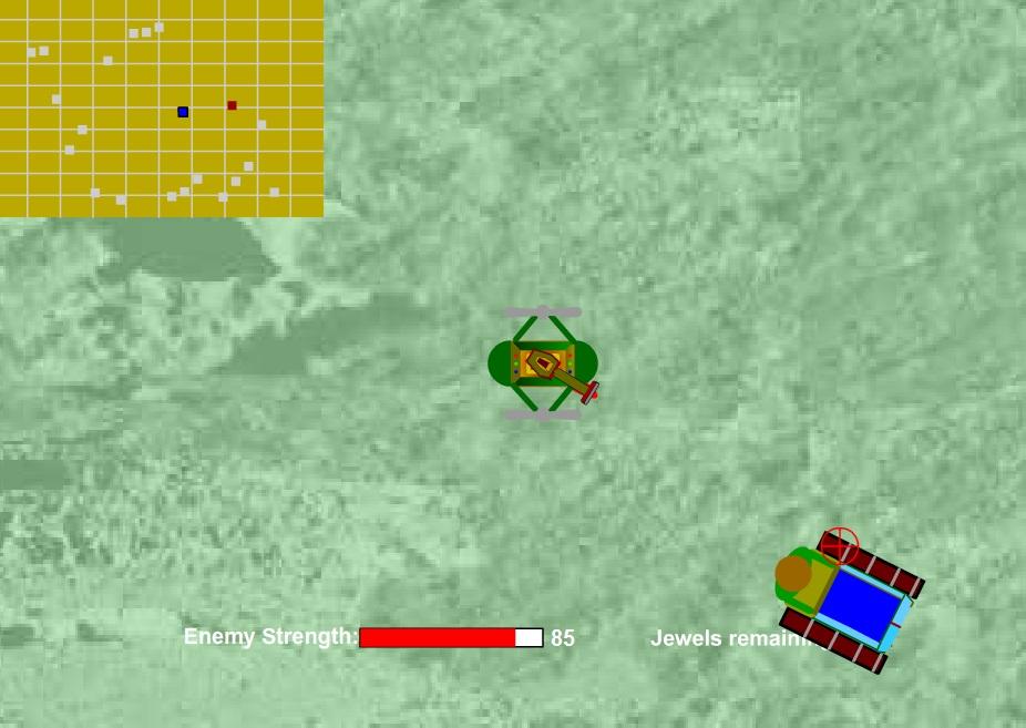 Игра Jewel Thief онлайн