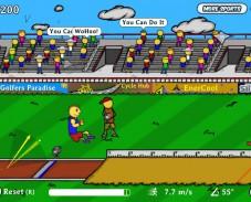 Игра Jumping Long онлайн