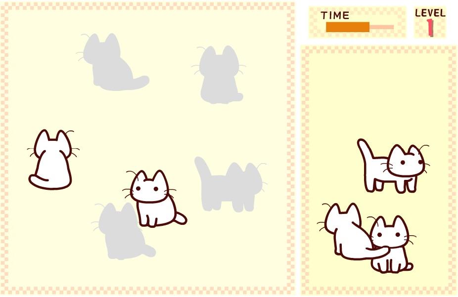 Игра Kitties онлайн
