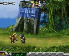 Игра Metal Slug Flash онлайн