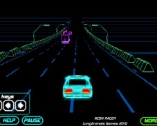 Игра Neon Race онлайн