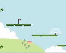 Игра Panda Golf онлайн