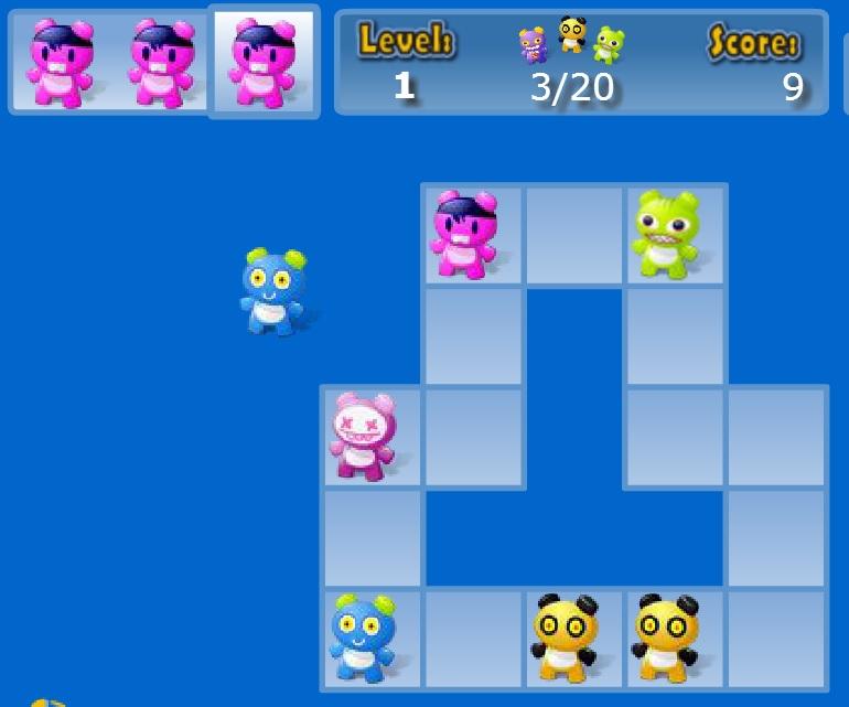 Игра Pickies онлайн