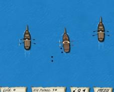 Игра Pirate Race онлайн