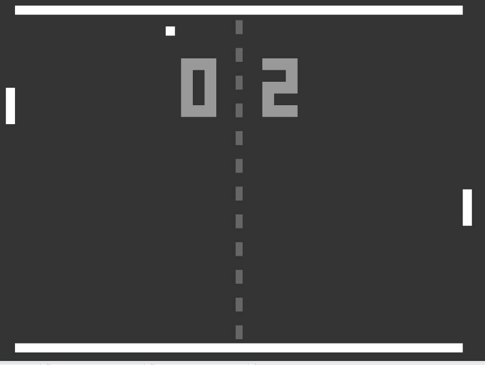 Игра Pong онлайн