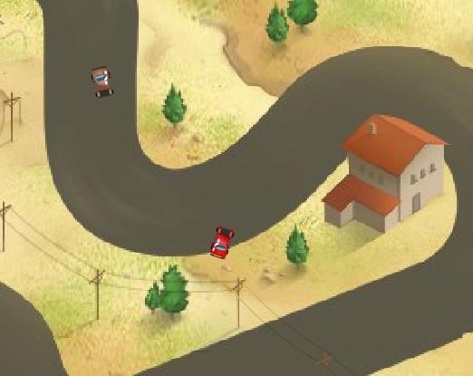 Игра Rural Racer онлайн