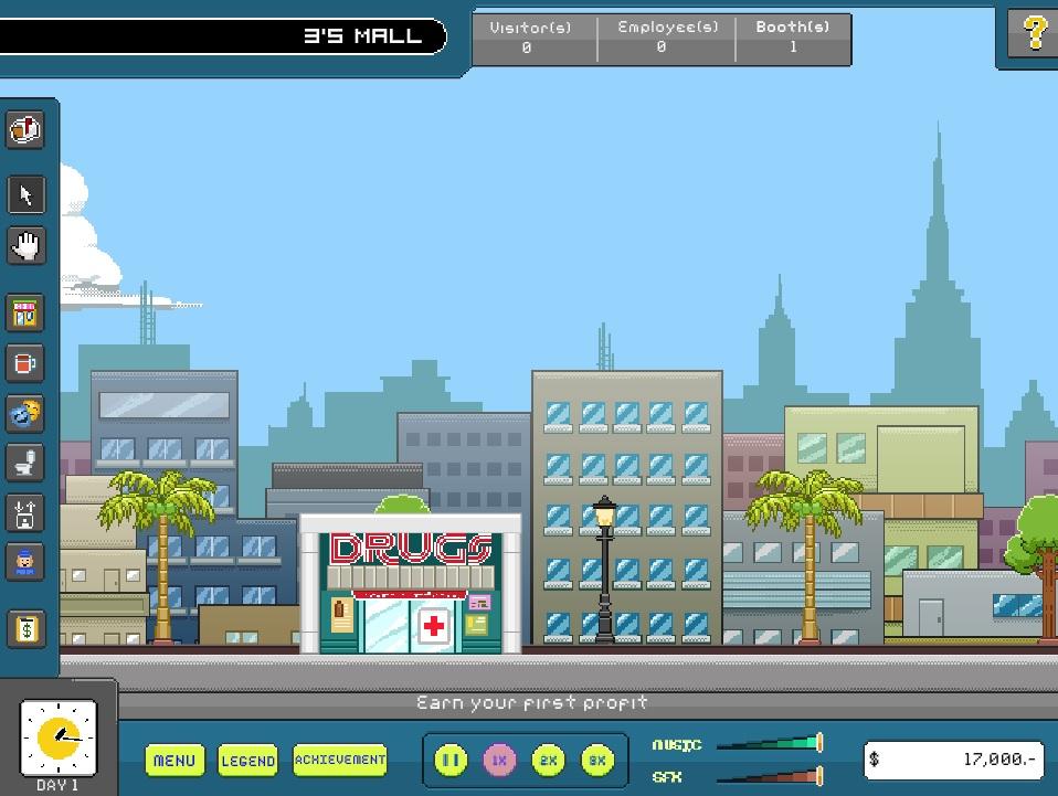 Игра Shop empire онлайн