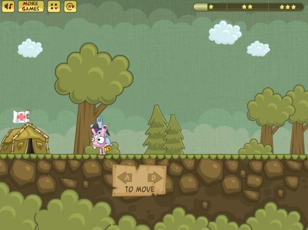 Игра Ангел поля боя 2 онлайн